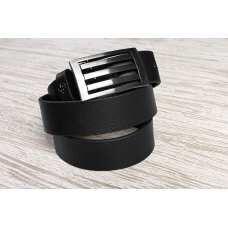 Кожаный ремень Intermedio, черный
