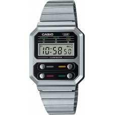 Часы CASIO A100WE-1AEF