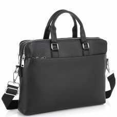 Кожаная сумка для ноутбука Tiding Bag NM23-2308A