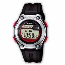 Часы наручные Casio W-211-1BVEF