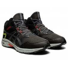 Высокие треккинговые кроссовки для бега ASICS GEL-VENTURE 8 MT 1011A993-002