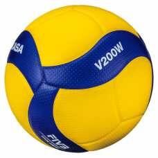 Мяч волейбольный игровой Mikasa V200W (ORIGINAL)