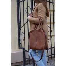 Женская сумка, терракот