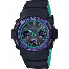 Часы CASIO AWG-M100SBL-1AER
