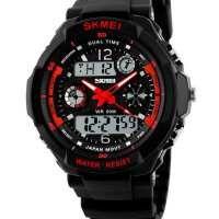 Мужские часы Skmei S-Shock Red 0931R