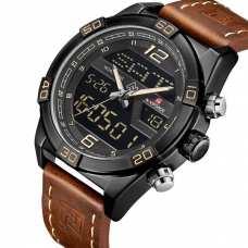 Мужские часы Naviforce Legion Brown NF9128