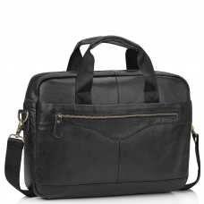 Сумка для ноутбука кожаная Tiding Bag A25-1128A