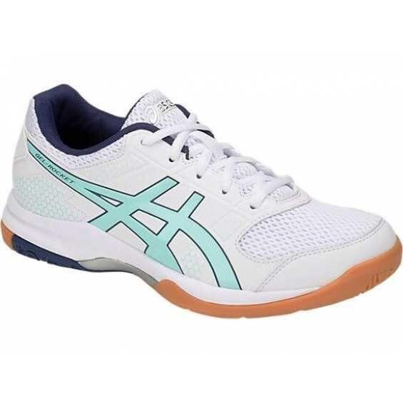 Волейбольные кроссовки женские ASICS GEL ROCKET 8 B756Y-115
