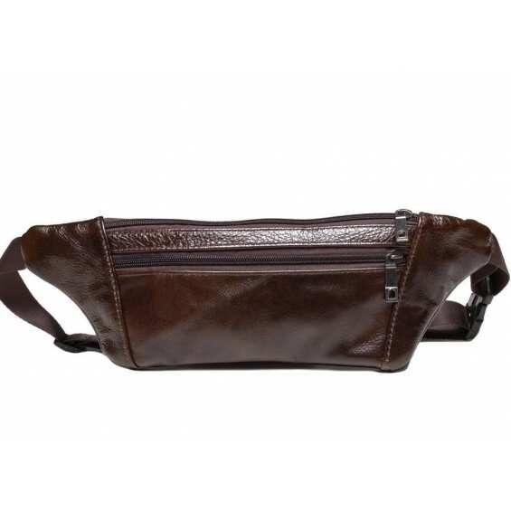 Кожаная сумка на пояс TIDING BAG A25-987B