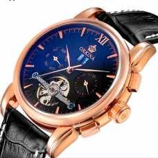 Мужские часы Orkina DeLuxe Black