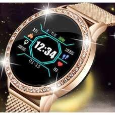 Женские умные часы Smart M8 Girl Gold