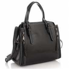 Женская кожаная средняя сумка Grays GR3-8973A