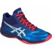 Высокие кроссовки для волейбола ASICS GEL-NETBURNER BALLISTIC FF MT 1051A003-400