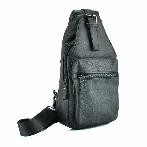 Кожаный рюкзак Tiding Bag 8809A