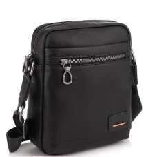 Мужская сумка через плечо в черном цвете Tiding Bag SM8-235A