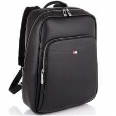 Стильный кожаный мужской рюкзак Tiding Bag N2-191229-3A