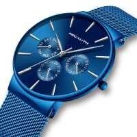 Мужские часы MegaLith Blue