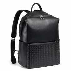 Стильный кожаный мужской рюкзак Tiding Bag B3-157A