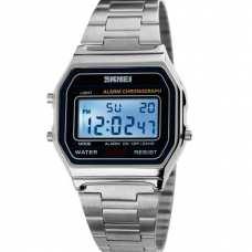 Мужские часы Skmei Popular Silver 1123S