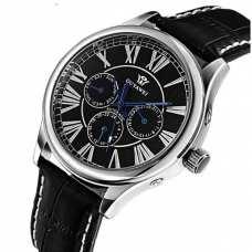 Мужские часы Ouwei Walker Black