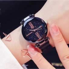 Женские часы Baosaili Italy Black