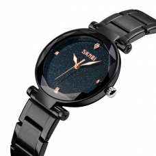 Женские часы Skmei Miss Black 9180