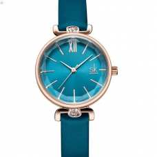 Женские часы Shengke Extra Green