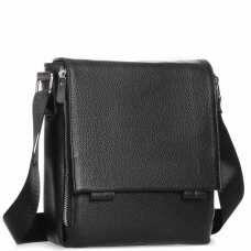 Мессенджер черный мужской Tiding Bag A25F-8877A