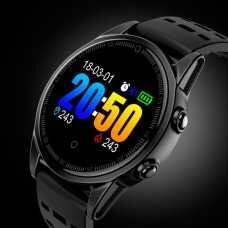 Мужские умные часы Smart R13 Black водостойкие