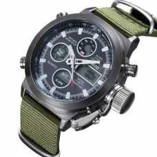 Мужские часы AMST Mountain Green