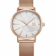Женские часы Shengke Lady Gold