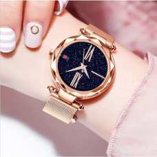 Женские часы Baosaili Italy Gold
