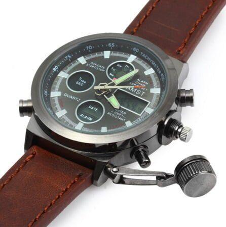 56a5338cc25d Наручные часы AMST Strong