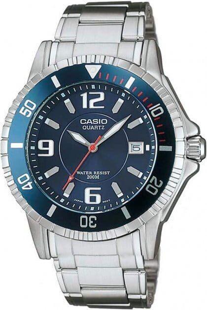 Casio MTD-1053D-2A - купить наручные часы  цены 5fc0a73b62bcb