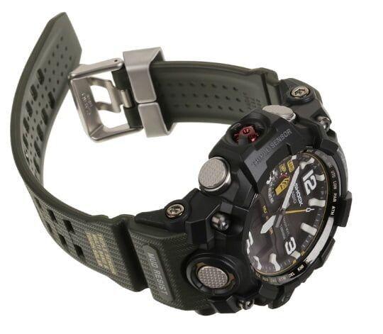 19fa0a7b ᐉ Купить часы Casio GWG-1000-1A3ER в Киеве по цене 29 190 грн ...