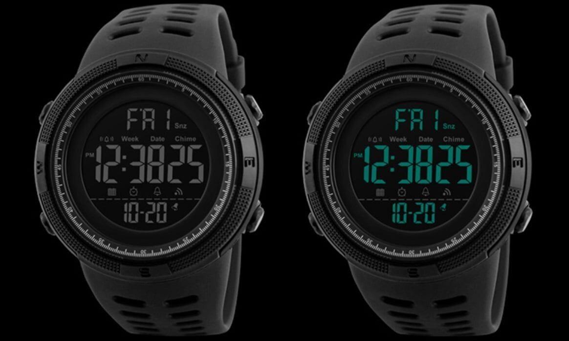ᐉ Купить часы Skmei 1251 Amigo в Киеве по цене 325 грн • гарантия ... 7a73dad174978