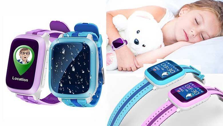 Смарт часы для девочек