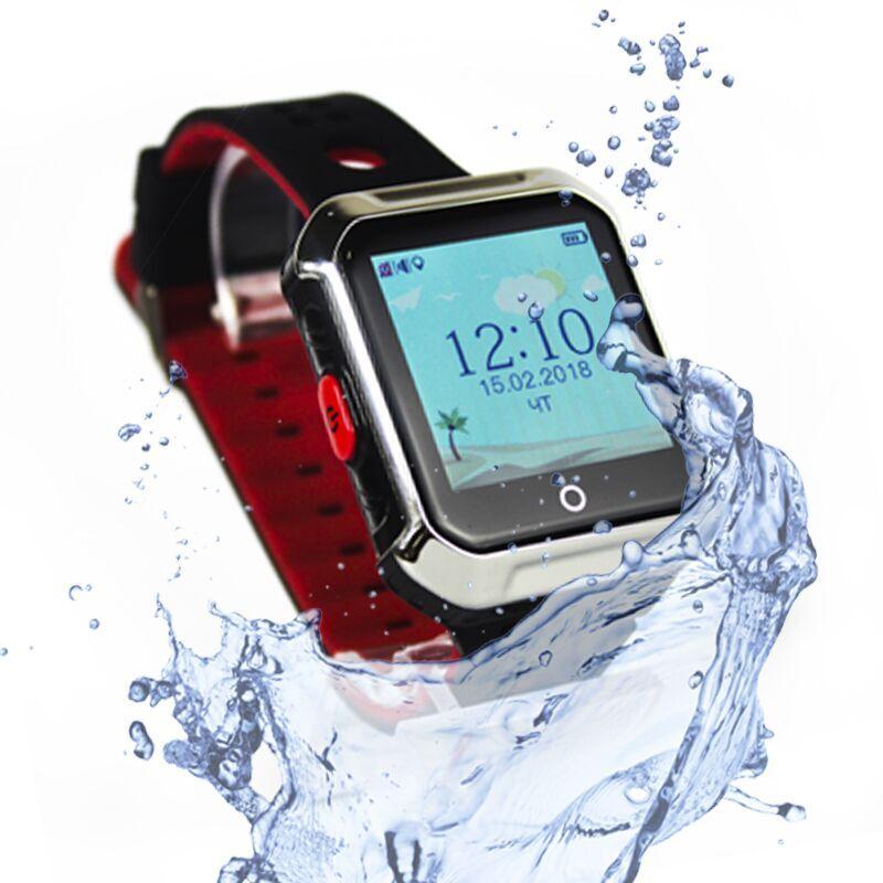 водонепроницаемые смарт часы
