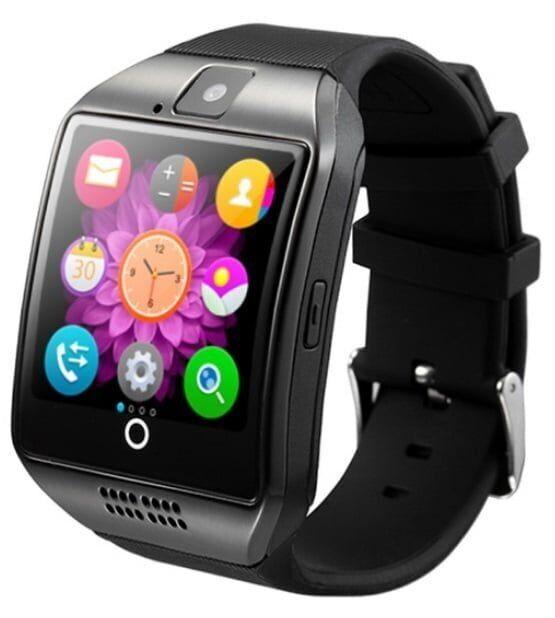 Smart Watch Smart Q18 - купить часы-телефон  цены b6572d39d60f8