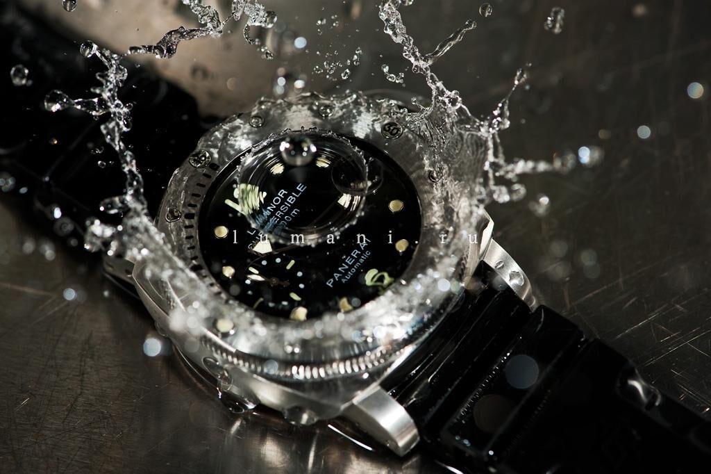 Водонепроницаемые наручные часы