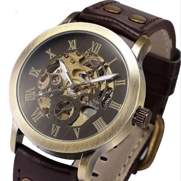ᐉ Купить часы Winner Vintage в Киеве по цене 699 грн • гарантия на ... 19c689cc33359