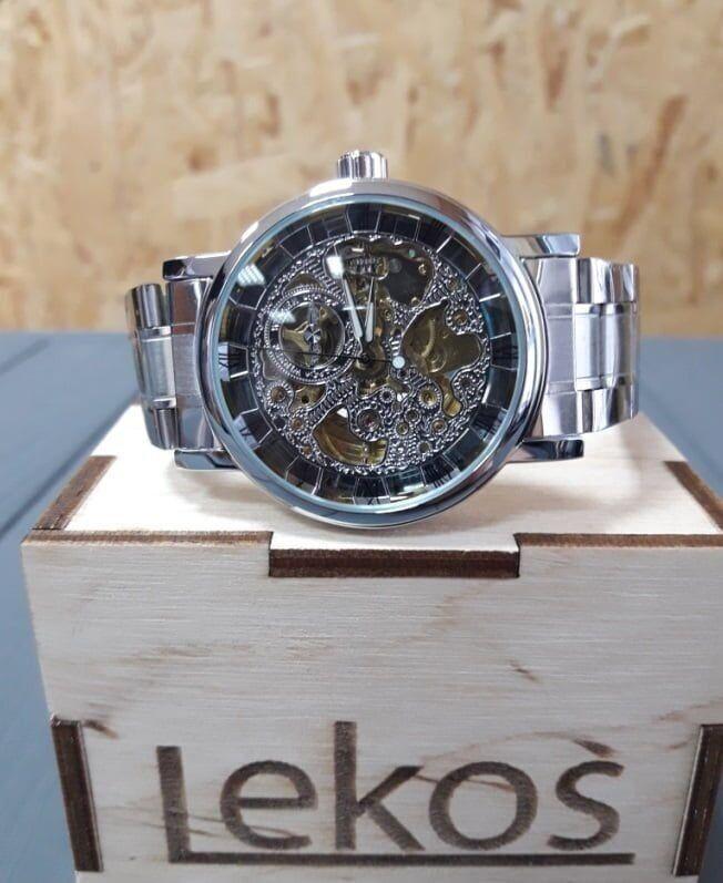 c1cc92188480 Наручные часы Winner BestSeller Silver