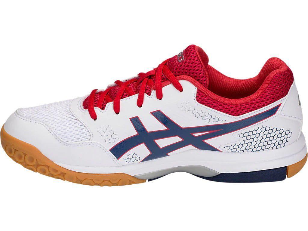 27e357f3 ᐉ Купить Волейбольные кроссовки ASICS GEL ROCKET 8 B706Y-100 в ...